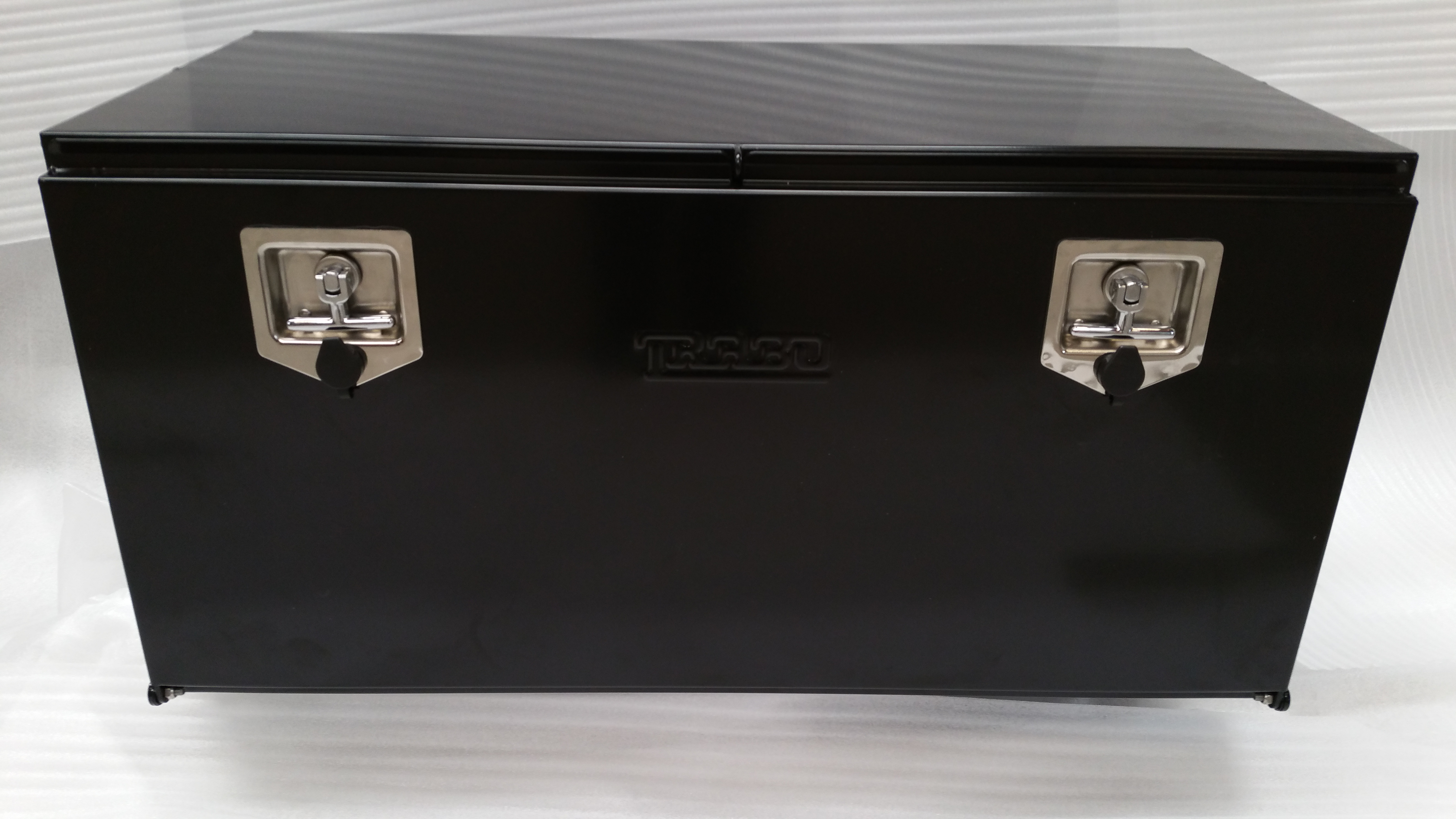 Trabo Steel Cabinet Painted With 2x T Drop Slot